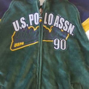 American Polo Assn Sweats 4T 3/25% disc free ship